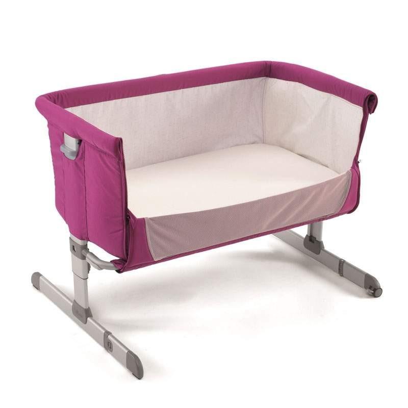 Приставная кроватка для новорожденных 44
